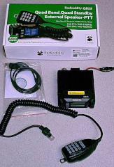 [Radioddity QB25 Quad Band Mobile]